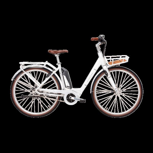 Pegasus Passion E7F elektromos kerékpár fehér színben