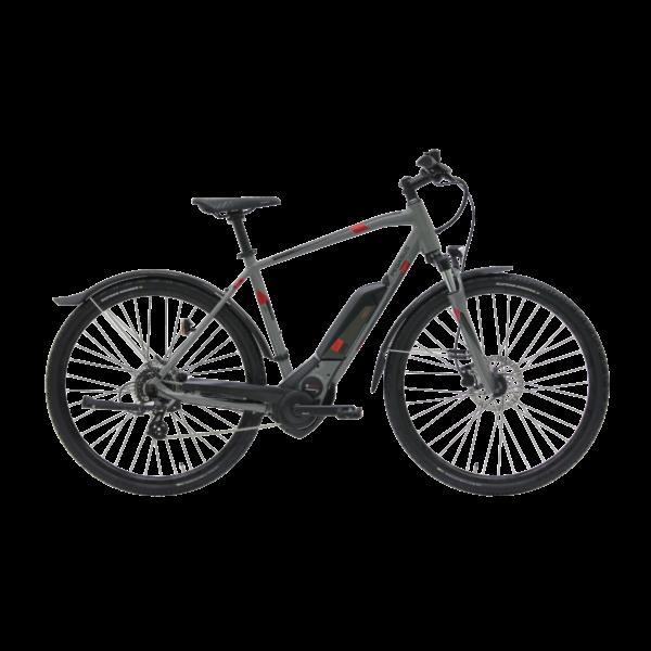 Pegasus Solero E8 Cross Street elektromos kerékpár