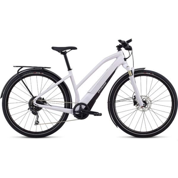 Specialized Women's Turbo Vado 3.0 elektromos kerékpár fehér színben