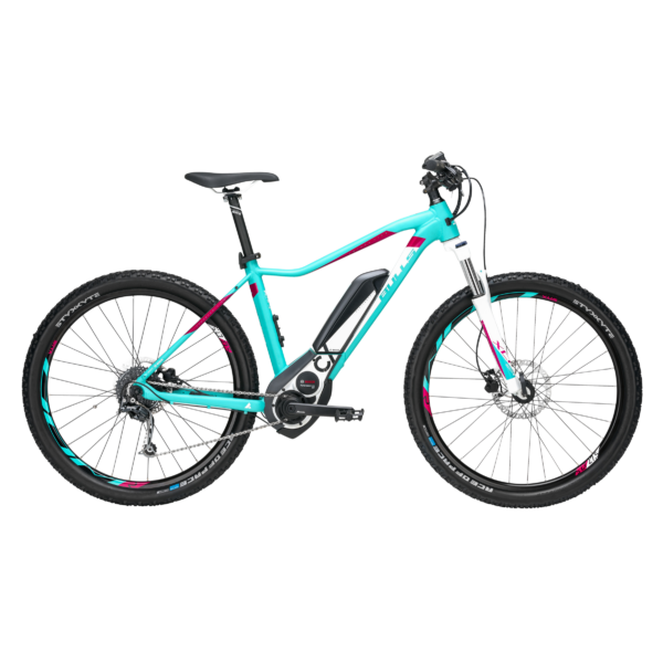 Bulls Aminga E1 CX női elektormos kerékpár menta színben