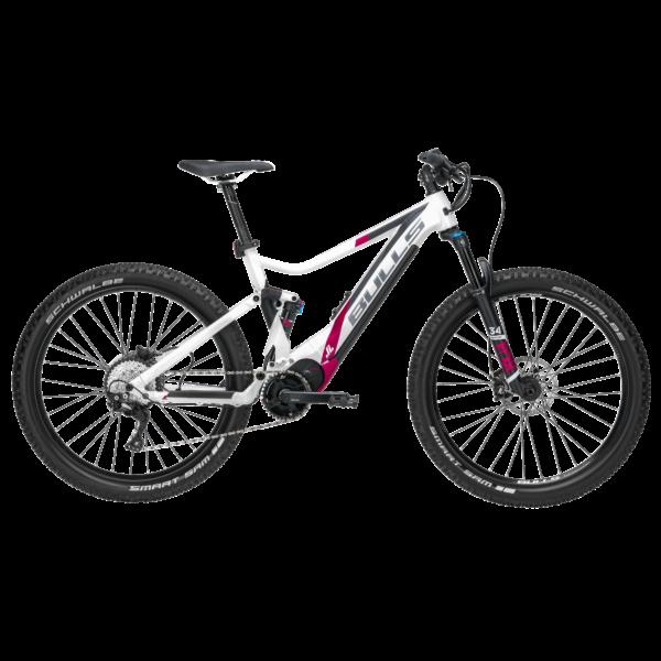 Bulls E-Stream Eva TR 3 27,5+ elektromos kerékpár