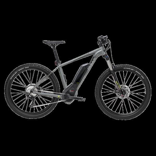 Bulls Six50 E2 elektromos kerékpár grafit színben