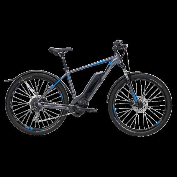 Bulls Six50 E1 CX Street elektromos kerékpár