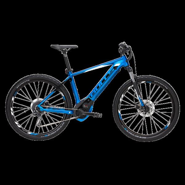 Bulls Six50 Evo 1 CX elektromos kerékpár kék színben