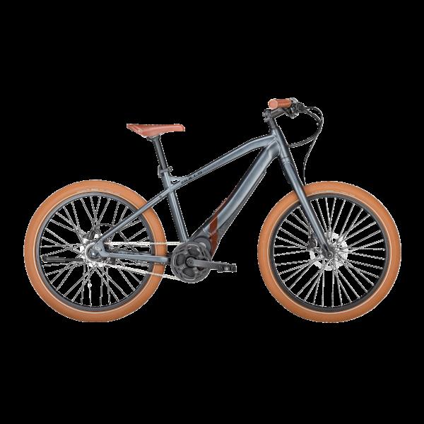 Bulls Sturmvogel Evo elektromos kerékpár grafitszürke színben