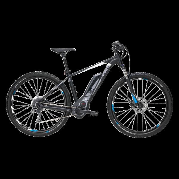 Bulls Twenty9 E1 elektromos kerékpár fekete-fehér színben