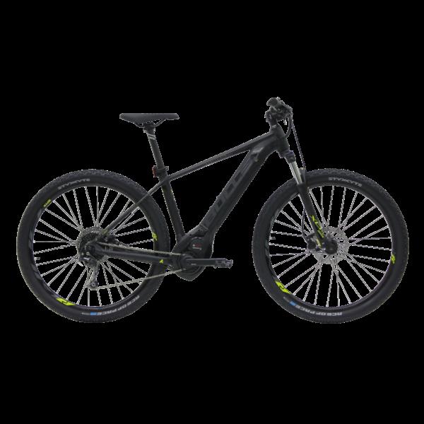 Bulls Twenty9 Evo 1 CX elektromos kerékpár fekete színben