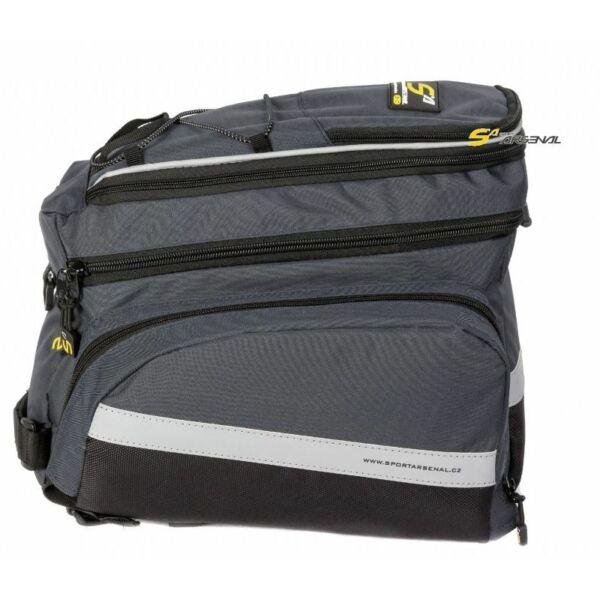 Arsenal 550 tépőzáras csomagtartó táska