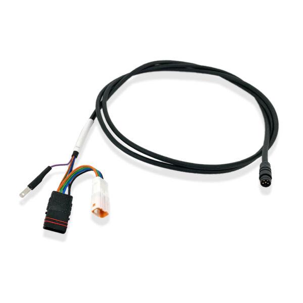 BMZ Connect C kompatibilis motor-kijelző (Gen 1) kábel
