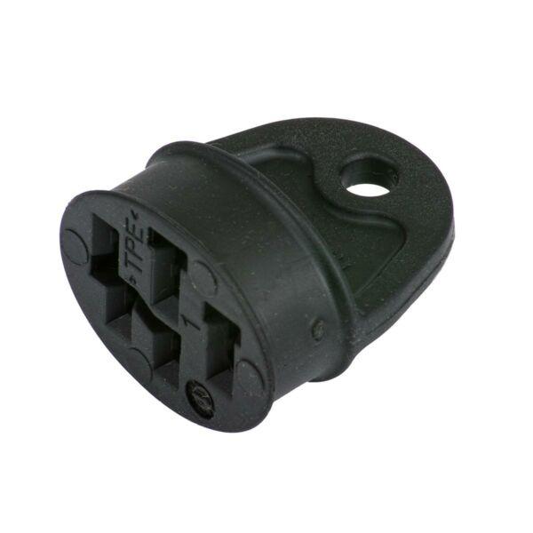 Bosch akkumulátor csatlakozó védő gumi dugó