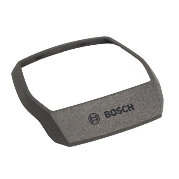 Bosch Intuvia Design Mask műanyag pótburkolat Bosch Intuvia elektromos kerékpár kijelzőhöz platinum színben