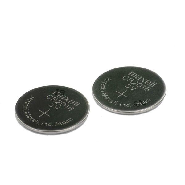 Bosch Purion pót elem, CR2016, 2 db-s szett