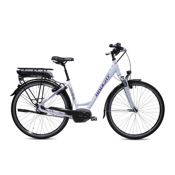BADBIKE Balinese 7G elektromos kerékpár Segítség