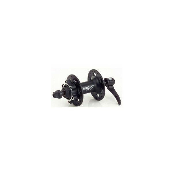 Agy E Shimano XT 32L fekete tárcsafékes 6csavaros