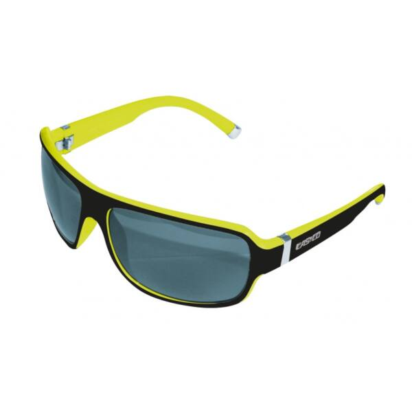 Casco napszemüveg SX-61 BICOLOR, fekete / lime