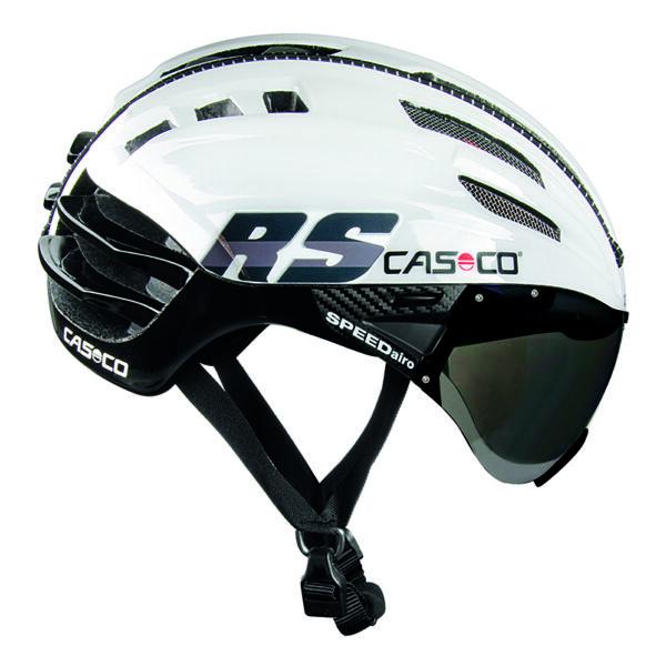 Casco Speedairo RS Fehér + lencse
