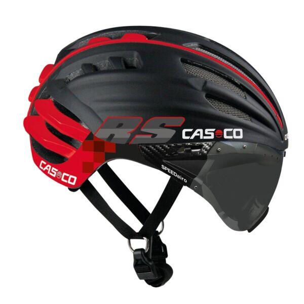 Casco Speedairo RS Piros + lencse