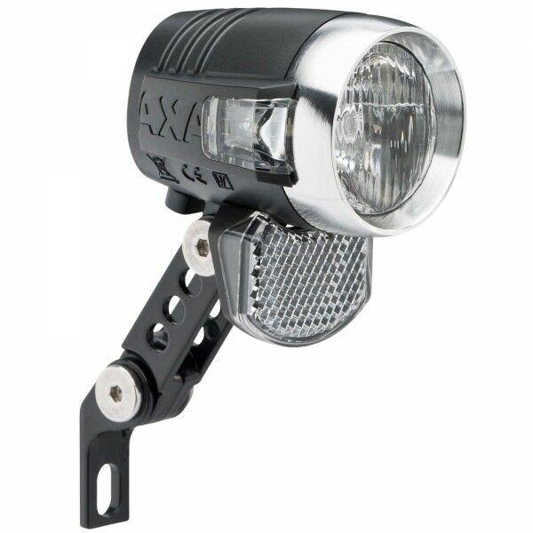 Lámpa Első Dinamós Bluenline30 E6-E-BIKE AXA