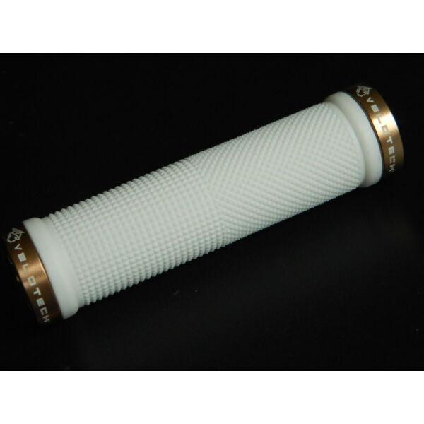 Markolat Velotech 2 bilincses fehér, 130mm