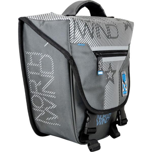 Northwind Single Bag Star oldaltáska csomagtartóhoz