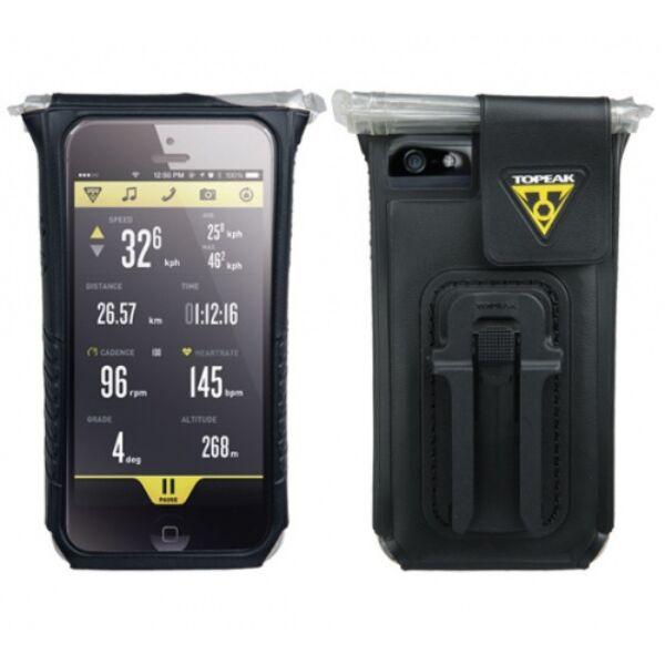 """Táska Topeak drybag telefon 3-4""""-ig Waterproof, fekete"""