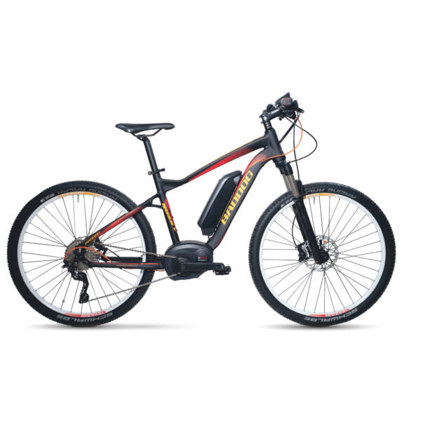 Badbike Husky 10.2 elektromos kerékpár