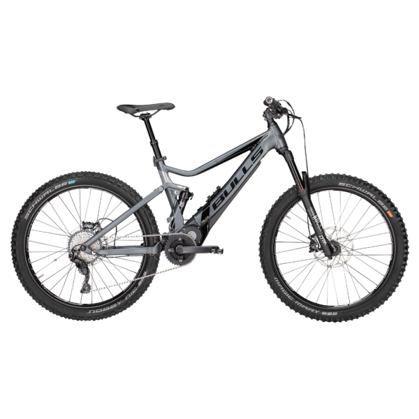 Bulls E-Stream EVO FS 3 RS 27,5 elektromos kerékpár