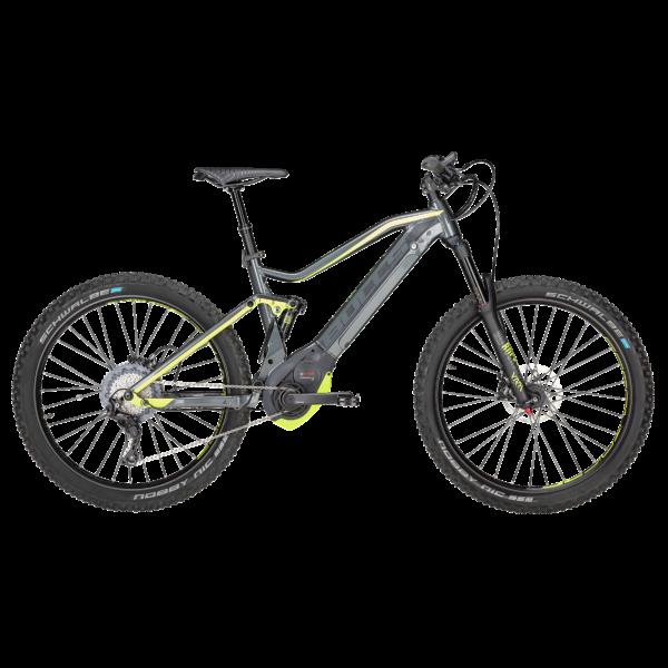 Bulls Six50 EVO AM3 elektromos kerékpár