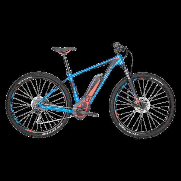 Bulls Twent 9 E1 CX elektromos kerékpár