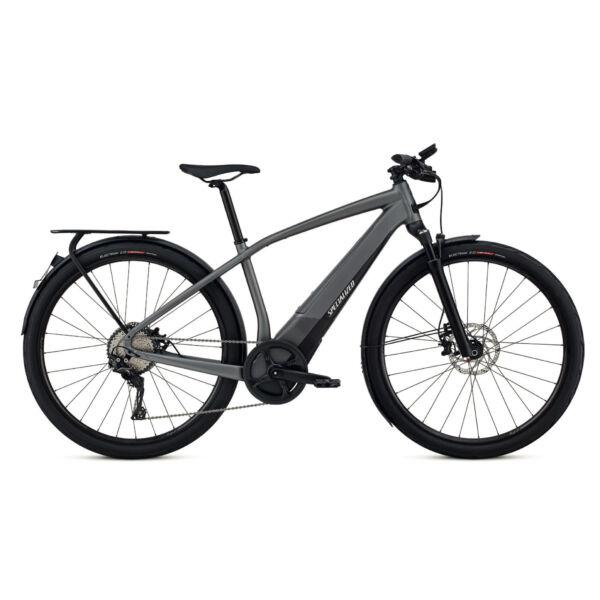 Specialized Turbo Vado Men 6.0 elektromos kerékpár grafit színben