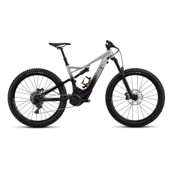 Specialized Levo FSR Comp 6Fattie elektromos kerékpár szürke-fekete színben