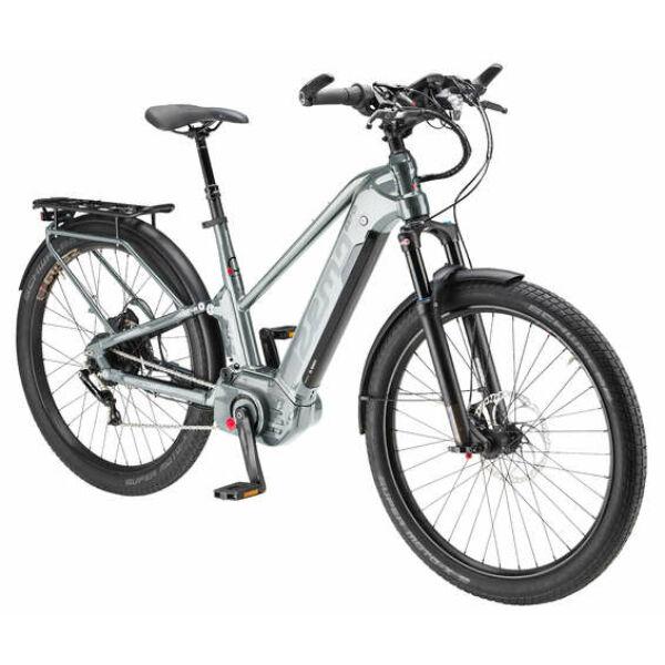 Zemo SU-E FS 10N elektromos kerékpár szürke színben