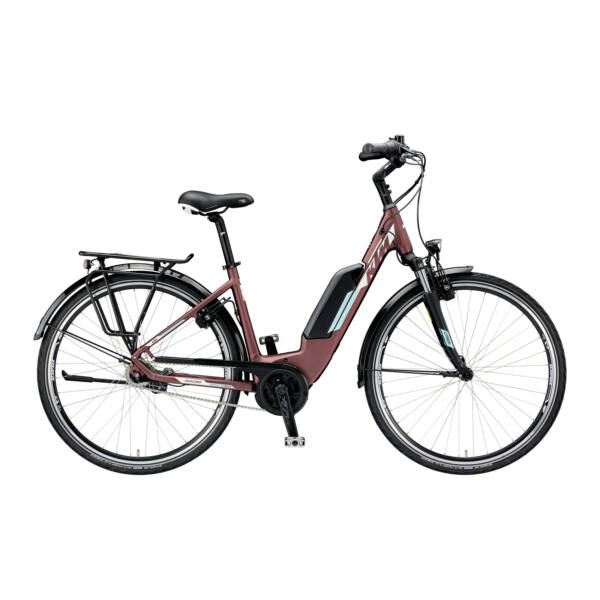 KTM Macina Central RT 7 elektromos kerékpár