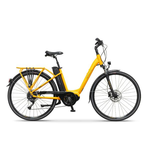 Apache Wakita Tour MX elektromos kerékpár sárga színben