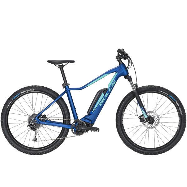 Bulls Aminga E2 elektromos kerékpár kék színben