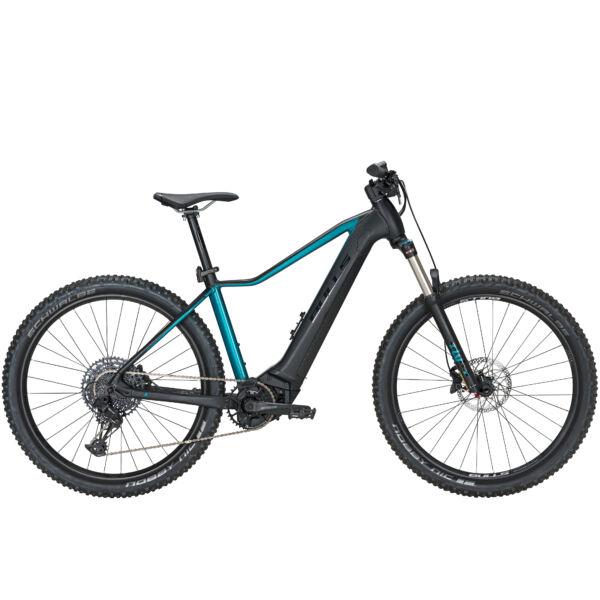 Bulls Aminga Eva 3 női elektromos kerékpár fekete-kék színben