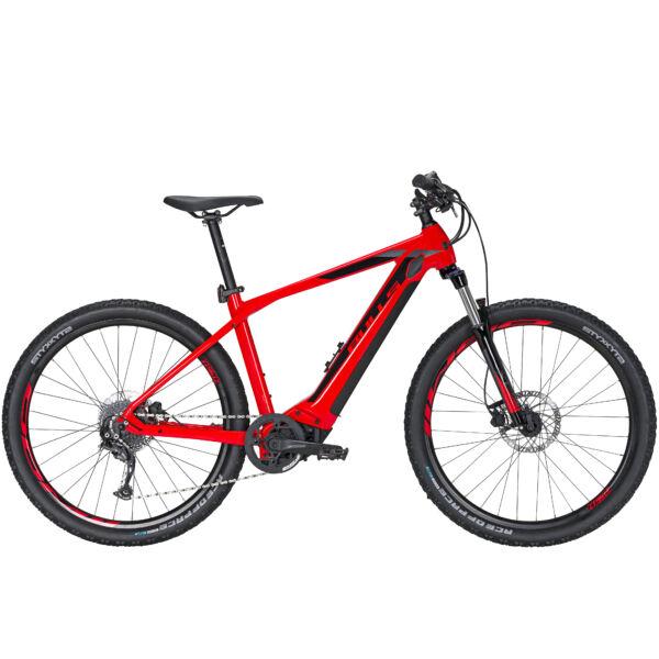 """Bulls Copperhead Evo 1 27,5"""" elektromos kerékpár piros színben"""