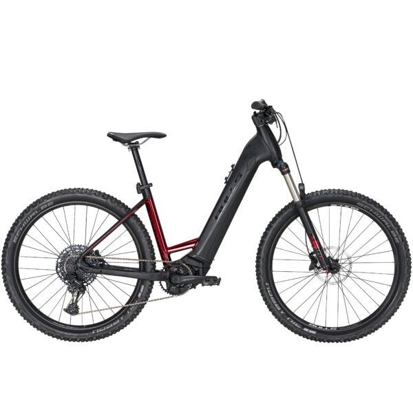"""Bulls Copperhead Evo 3 27,5"""" elektromos kerékpár komfort vázzal"""