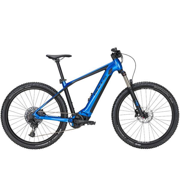 """Bulls Copperhead Evo 3 27,5"""" elektromos kerékpár kék színben"""
