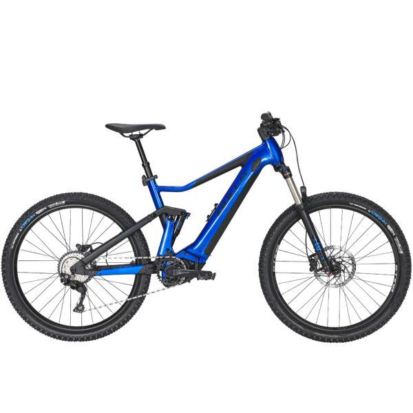 Bulls Copperhead Evo AM 1 elektromos kerékpár kék színben