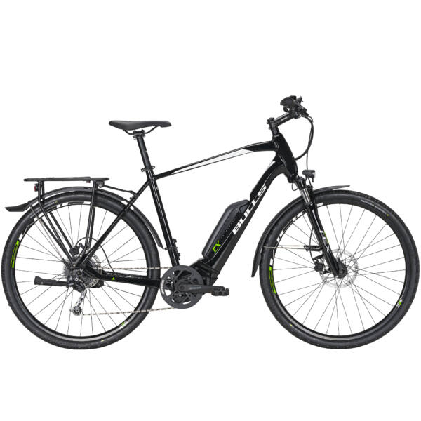 Bulls Cross Street E1 CX elektromos kerékpár