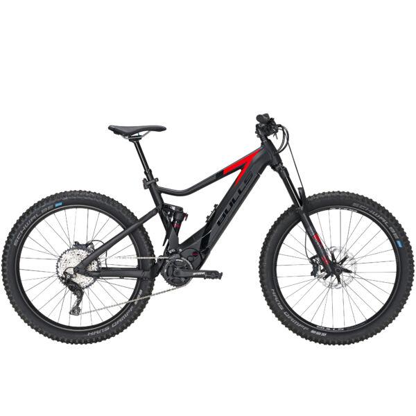 Bulls E-Stream Evo AM 3 27,5+ elektromos kerékpár fekete színben