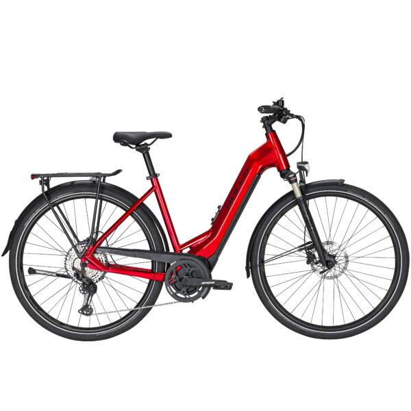 Bulls Lacuba Evo Lite 12 elektromos kerékpár piros színben