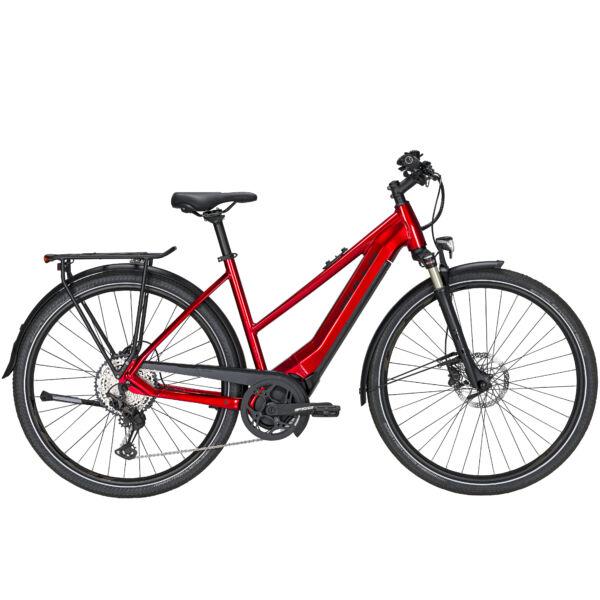 Bulls Lacuba Evo Lite 12 elektromos kerékpár meggypiros színben