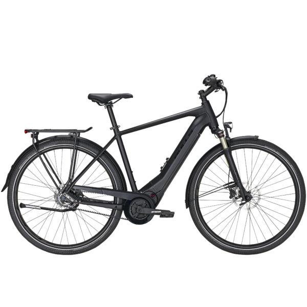 Bulls Lacuba Evo Lite 5F elektromos kerékpár matt fekete színben