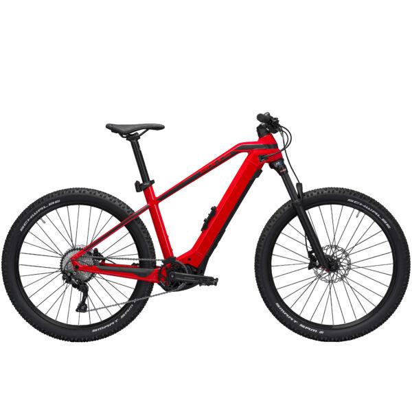 Bulls Sonic Evo 1 27,5 elektromos kerékpár piros színben