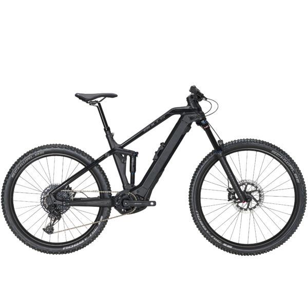 Bulls Sonic Evo AM 2 elektromos kerékpár fekete színben