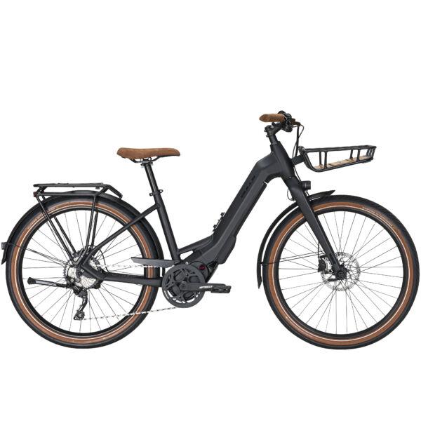Bulls Sturmvogel Evo 10 elektromos kerékpár fekete színben