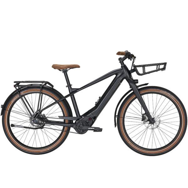 Bulls Sturmvogel Evo 5 Belt elektromos kerékpár fekete színben