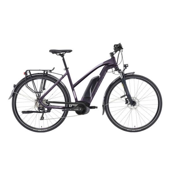 Gepida Alboin LS Alivio 9 elektromos kerékpár